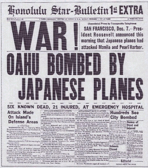 causes and effects pearl harbor essay describes important The united states would finally go to war against hitler and the other axis nations but its first battle would not be in europe at all instead, the united states would enter world war two following a surprise attack by japan on the large american naval base at pearl harbor.
